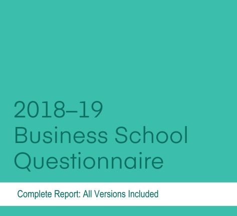 2018-2019 Business School Overview (Download)