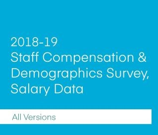 2018-2019 Staff Compensation & Demographics Survey (Download)